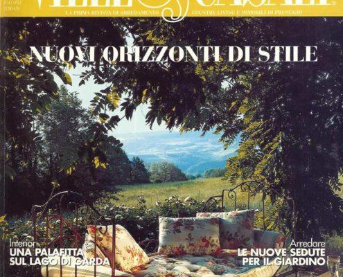 Ville e Casali - copertina