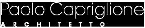 paolo Capriglione logo bianco