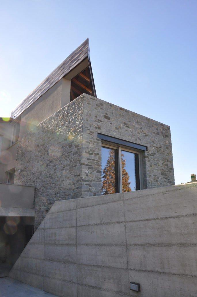 progetti di architettura villa EE 03