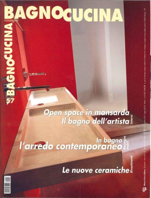 bagnocucina openspace in mansarda copertina