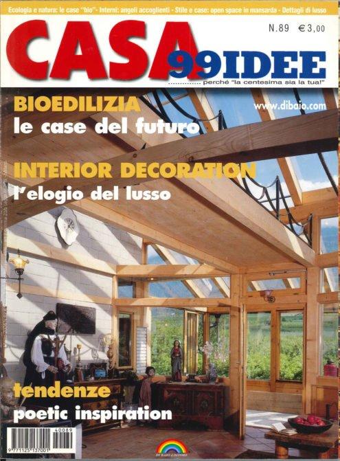 casa99idee openspace in mansarda copertina