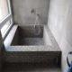 la serra bagno dettaglio vasca