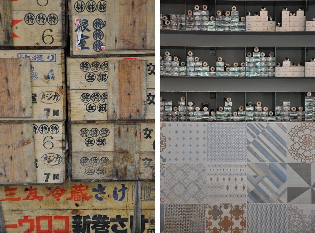 lezione giapponese mercato del pesce tokyo