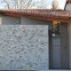villa ee muro in pietra