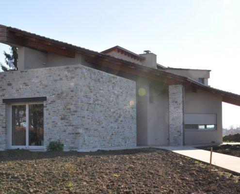 villa ee prospetto ingresso