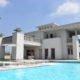 villa holly prospetto sud ovest