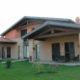 villa trifamiliare 2 prospetto